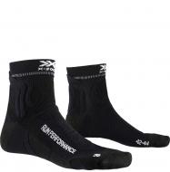 Носки для бега X-Socks Run Performance Opal Black