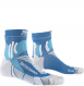 Носки для бега X-Socks Run Performance Teal Blue 1