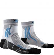 Термоноски для бега X-Socks Run Speed Two Pearl Grey