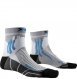 Термоноски для бега X-Socks Run Speed Two Pearl Grey 1