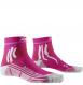 Термоноски для бега X-Socks Run Speed Two wmn Flamingo Pink 1