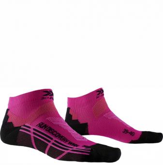 Носки для бега женские X-Socks Run Discovery Flamingo Pink