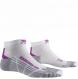 Носки для бега женские X-Socks Run Discovery White/Twyce 1