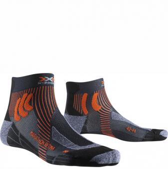Носки X-Socks Marathon Retina Black/Twyce Purple