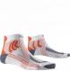 Носки женские X-Socks Marathon Retina White/Orange 1