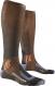 Носки для бега X-Socks Marathon Helix Retina Stone Grey Melange 1