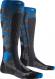 Термоноски X-socks Ski Rider Silver 4.0 Stone Grey Melange 1