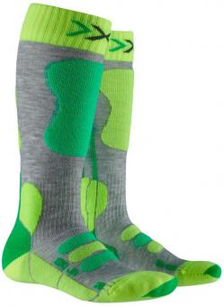 Термоноски для бега подростковые X-Socks Ski Junior 4.0 G140