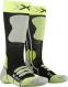 Термоноски для бега подростковые X-Socks Ski Junior 4.0 Anthracite Melange 1