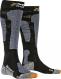 Термоноски X-Socks Carve Silver 4.0 Black/Blue Melange 1