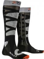 Термоноски X-Socks Ski Control 4.0 Anthracite Melange