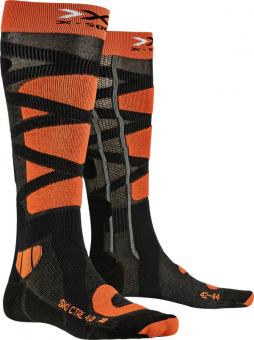 Термоноски X-Socks Ski Control 4.0 X-Orange