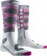 Термоноски женские X-Socks Ski Control 4.0 Grey Melange 1