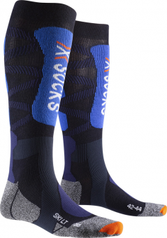 Термоноски Носки X-Socks Ski Light 4.0 Midnight Blue