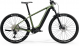Электровелосипед Merida eBig.Nine 700 (2021) MattGreen/Black 1