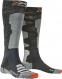 Термоноски X-Socks Ski Silk Merino 4.0 Anthracite Melange 1