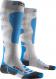Термоноски женские X-Socks Ski Silk Merino 4.0 White/Black/Turquoise 1