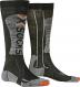 Термоноски X-Socks Ski Energizer Light 4.0 Black/Stone Grey Melange 1
