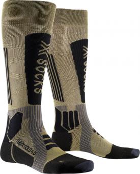 Термоноски X-Socks Ski Helixx Gold 4.0 Gold/Black