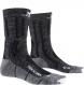 Термоноски X-Socks Trek X Linen Dolomite Grey Melange 1