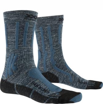 Термоноски X-Socks Trek X Linen Forest Green