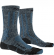 Термоноски X-Socks Trek X Linen Forest Green 1