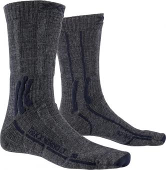 Термоноски X-Socks Trek X Merino LT Anthracite/Melange