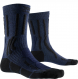 Носки X-Socks Trek X Cotton Midnight Blue Melange 1