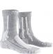 Носки женские X-Socks Trek Silver Dolomite Grey Melange 1