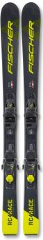 Горные лыжи Fischer RC4 Race JR SLR + FJ4 AC SLR (2021)