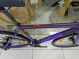 Велосипед циклокросс Merida Mission CX 600 (2021) MattDarkPurple/Silver-Green 4