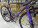Велосипед циклокросс Merida Mission CX 600 (2021) MattDarkPurple/Silver-Green 5