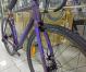 Велосипед циклокросс Merida Mission CX 600 (2021) MattDarkPurple/Silver-Green 6
