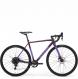Велосипед циклокросс Merida Mission CX 600 (2021) MattDarkPurple/Silver-Green 1
