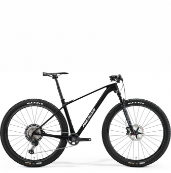 Велосипед Merida Big.Nine 7000 (2021) GlossyPearlWhite/MattBlack