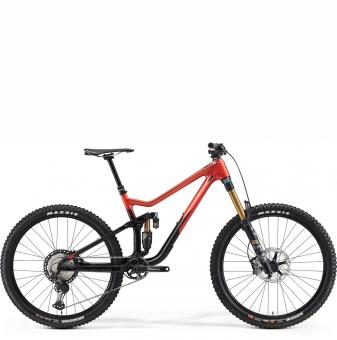 Велосипед Merida One-Sixty 7000 (2021) Red/Black
