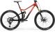 Велосипед Merida One-Sixty 7000 (2021) Red/Black 1