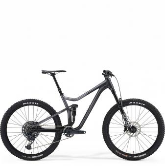 Велосипед Merida One-Forty 800 (2021) SilkAnthracite/Black