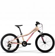 Детский велосипед Merida Matts J20 Eco (2021) Sand (Berry)