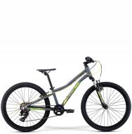 Подростковый велосипед Merida Matts J24 Eco (2021) Gray (Yellow)