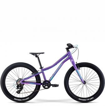 Подростковый велосипед Merida Matts J24+Eco (2021) Pink (Teal)