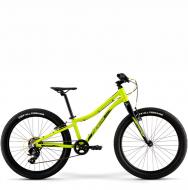 Подростковый велосипед Merida Matts J24+Eco (2021) Yellow (Black)