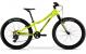 Подростковый велосипед Merida Matts J24+Eco (2021) Yellow (Black) 1