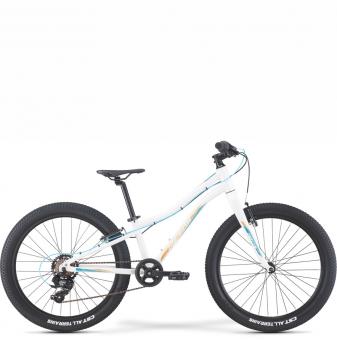 Подростковый велосипед Merida Matts J24+Eco (2021) White (Gold)