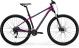 Велосипед Merida Big.Nine 60 3x (2021) Purple/Teal-Blue 1
