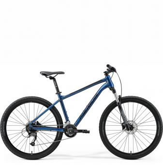 Велосипед Merida Big.Seven 60-3x (2021) Blue/Black