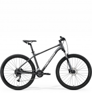 Велосипед Merida Big.Seven 60-3x (2021) MattAnthracite/Silver