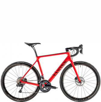 Велосипед Canyon Endurace CF SL Disc 8.0 Aero Di2 Kerosine Red