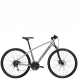 Велосипед Trek Dual Sport 2 (2021) Metallic Gunmetal 1