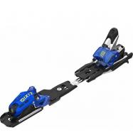 Горнолыжные крепления Salomon X12 Lab Blue (размер 70) (2021)